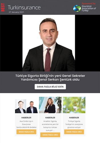 Turkinsurance Elektronic Newspaper